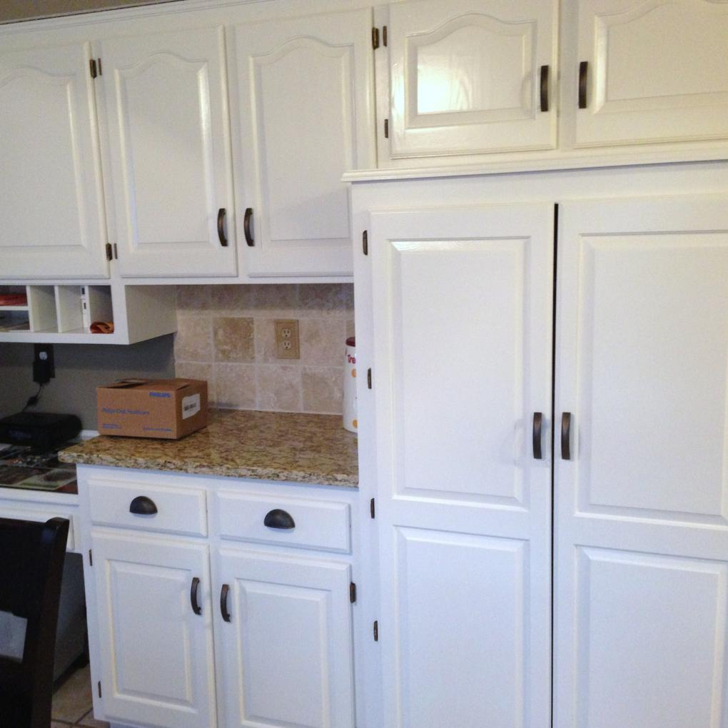 Custom Kitchen Cabinets Houston: Cabinet Painting Services